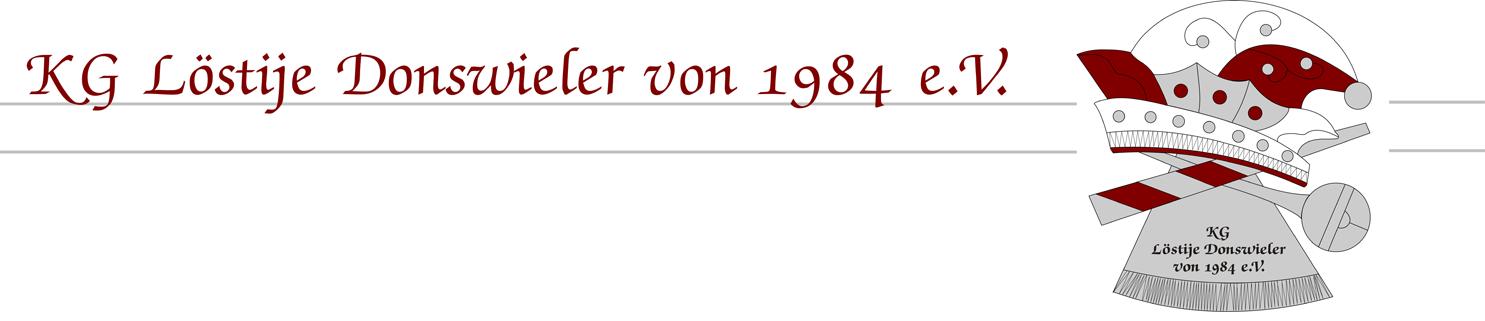 KG Löstije Donswieler von1984 e.V.
