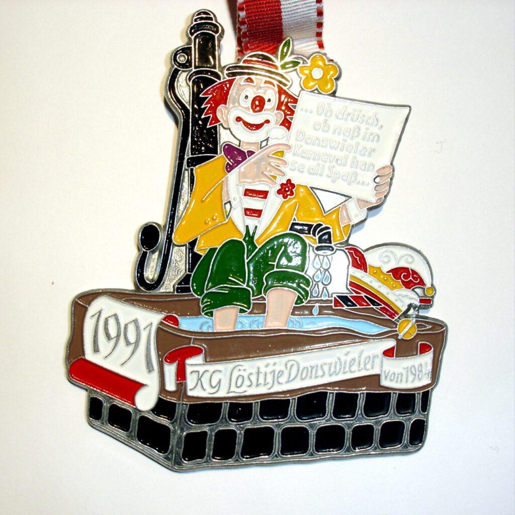 Orden 1991