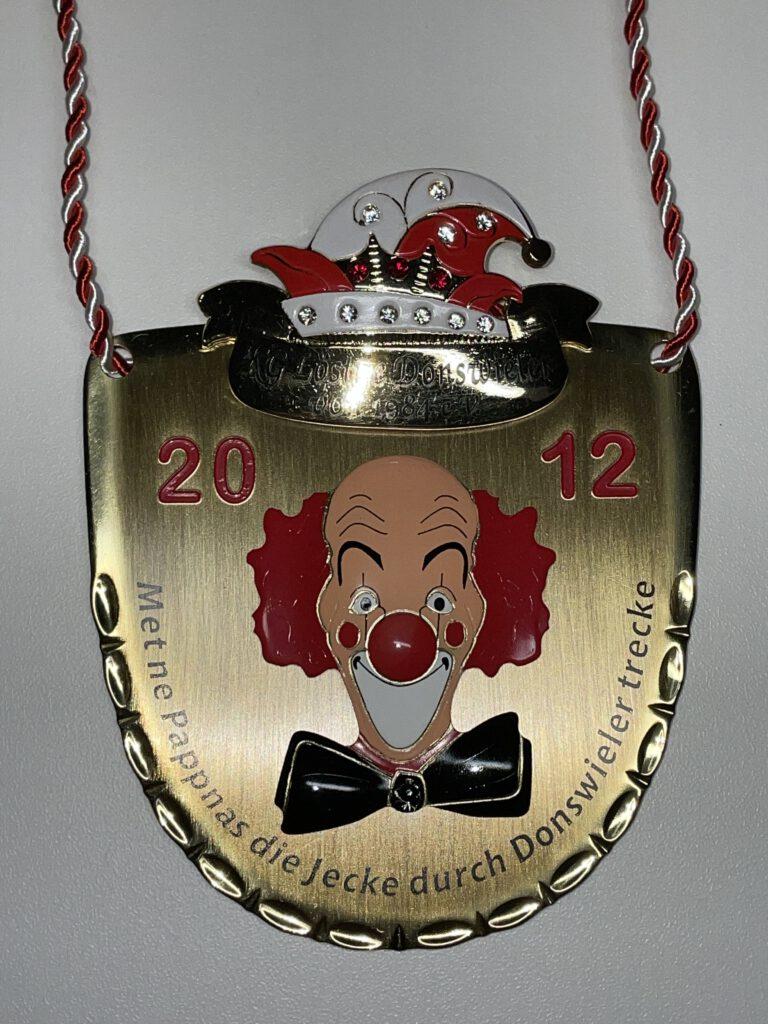 Orden 2012